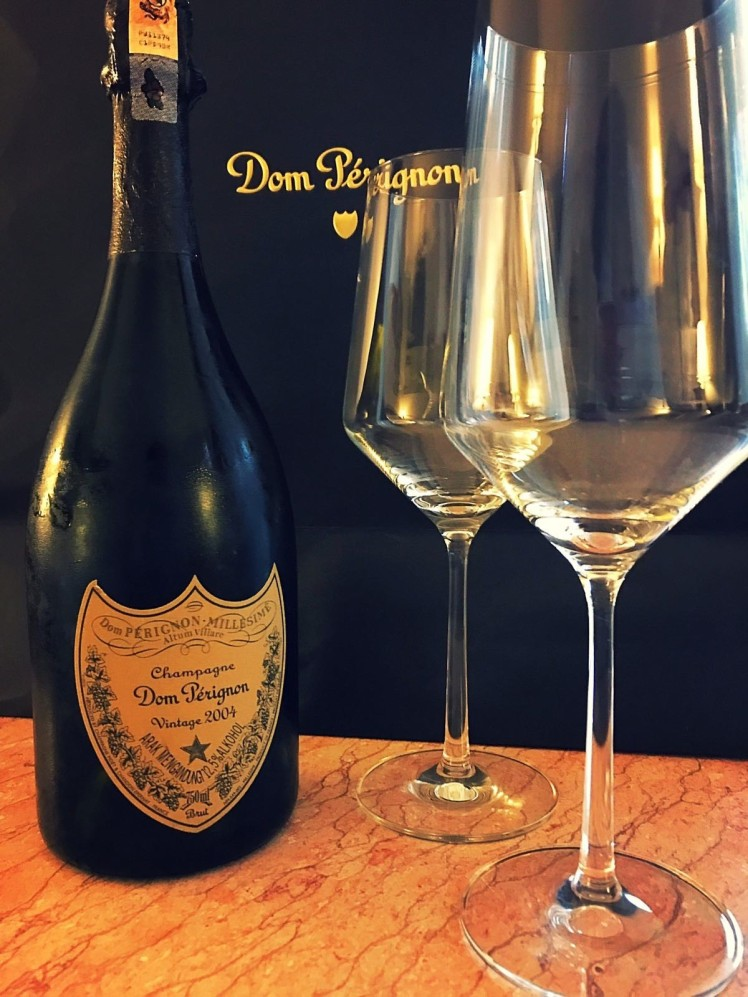 Dom Perignon 2014 The Wine Junkies