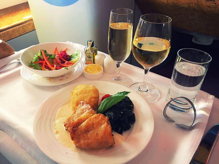 The Wine Junkies Emirates Flight 2