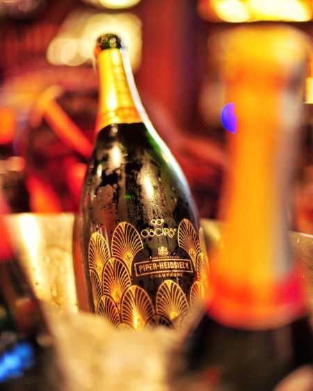 Champagne Piper-Heidsieck, A Red Carpet's Favourite
